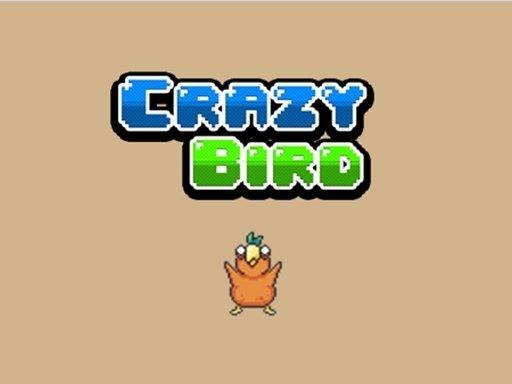 Jogo Crazy Bird
