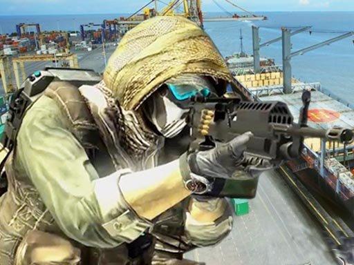 Jogo IGI Commando Gun Strike