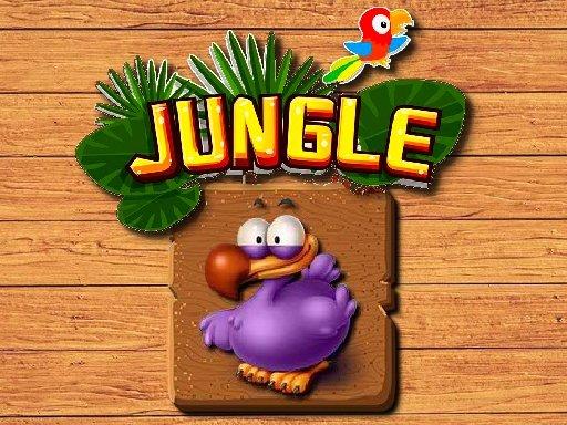 Jogo Jungle Matching