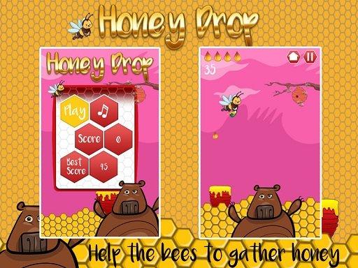 Jogo HoneyDrop