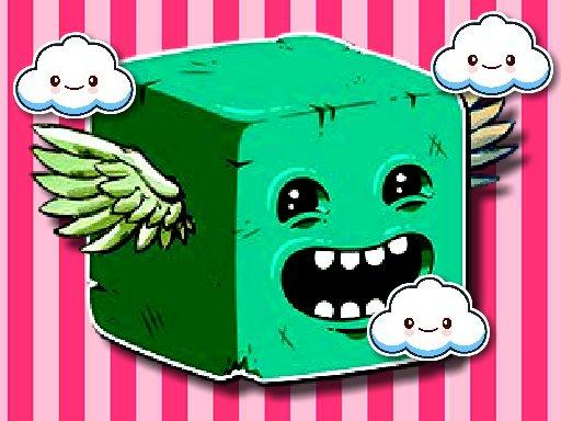 Jogo Cube Endless Jumping