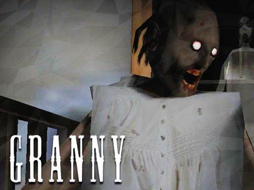 Jogo Granny Cursed Cellar