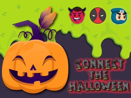 Jogo Connect The Halloween