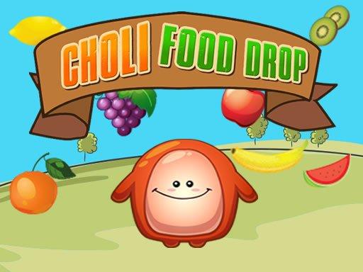 Jogo Choli Food Drop