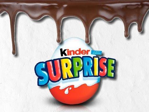 Jogo Kinder Egg Surprise