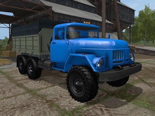 Jogo Russian Trucks Jigsaw