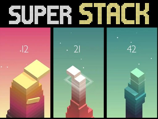 Jogo Super Stack
