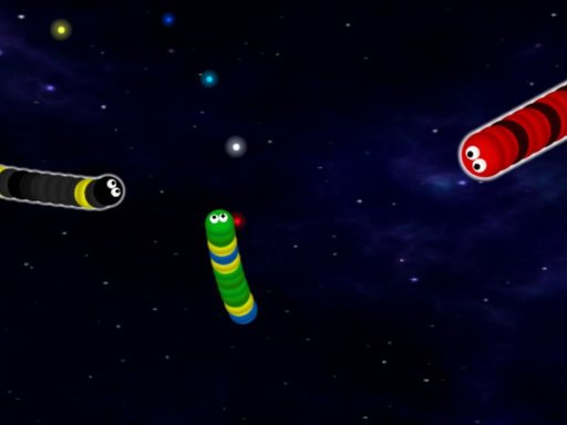 Jogo Galactic Snakes io