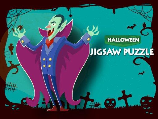 Jogo Halloween Jigsaw Puzzle