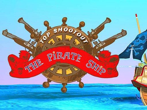 Jogo Top Shootout: The Pirate Ship