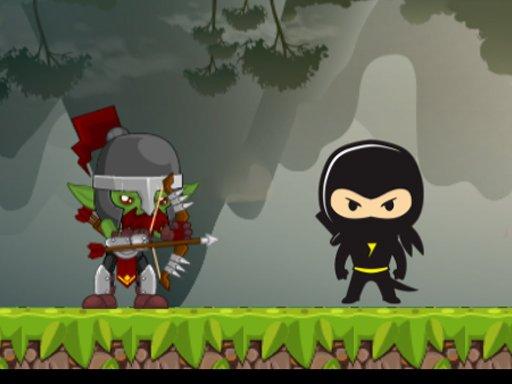 Jogo Ninja Rex