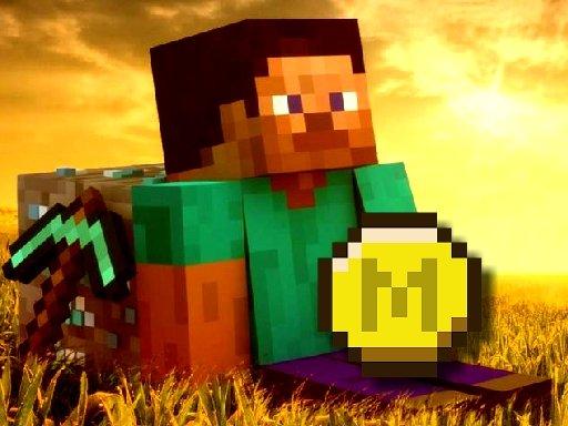 Jogo Minecraft Coin Adventure