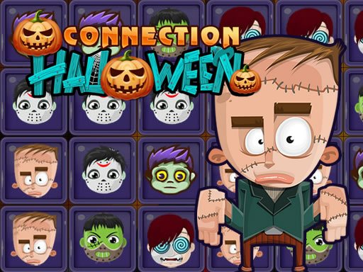 Jogo Halloween Connection