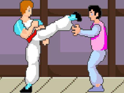 Jogo Kung Fu Master