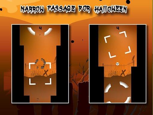 Jogo Narrow Passage For Halloween
