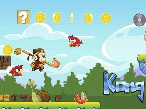 Jogo Kong Hero 2019