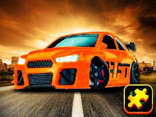 Jogo Racing Beast Puzzle