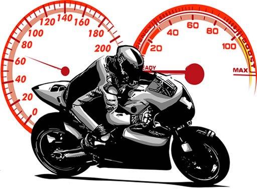 Jogo Crazy Bikers Jigsaw