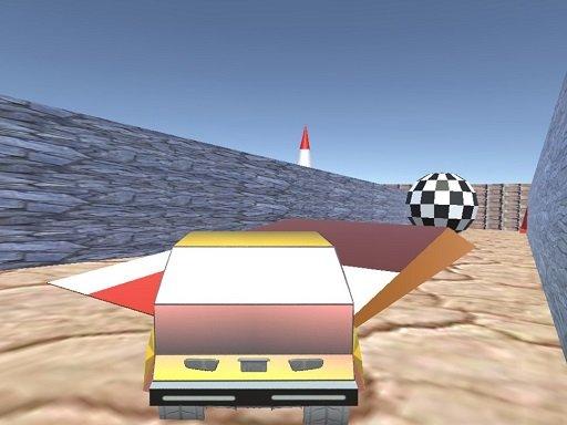 Jogo Rally Car 3D GM