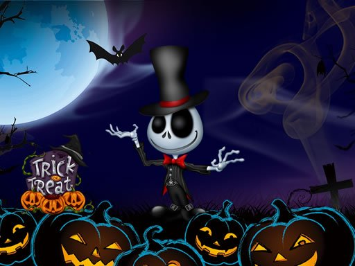 Jogo Scary Halloween Differences