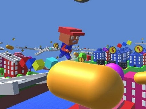 Jogo Super 3D World Adventure GM