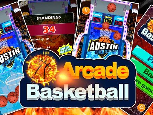 Jogo Arcade BasketBall