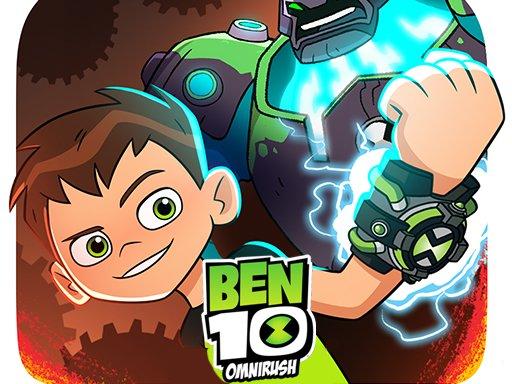 Jogo Ben10 Omnirush