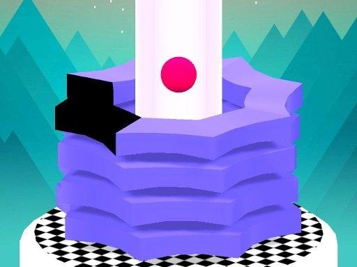 Jogo Stack Ball 3D