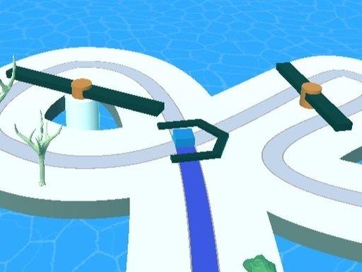 Jogo Path Paint 3D