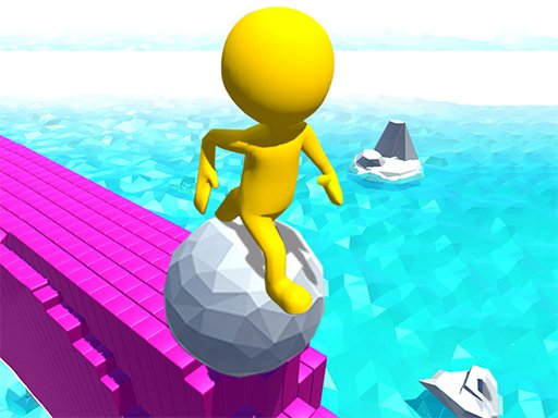 Jogo Roll Run 3D