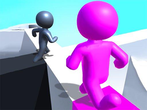 Jogo Paint Run 3D