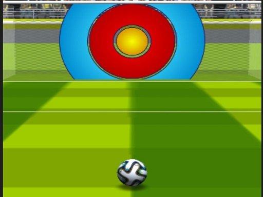 Jogo Simple Football Kicking