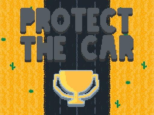 Jogo Protect The Car