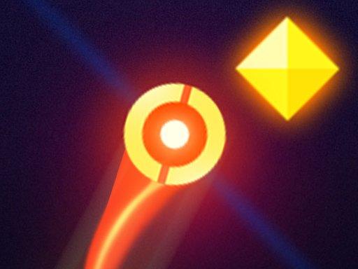 Jogo Super Neon Ball