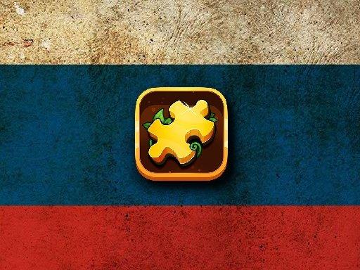Jogo Daily Russian Jigsaw