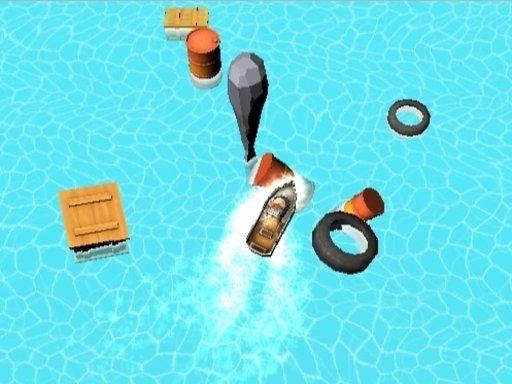 Jogo Water Boat Fun Racing
