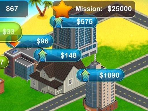 Jogo Real Estate Sim