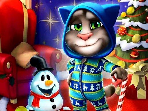 Jogo Christmas Tom Differences