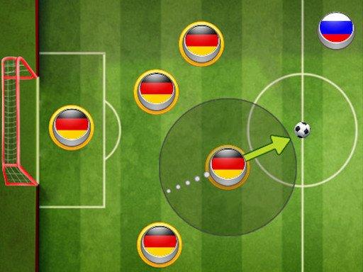 Jogo Finger Soccer HD