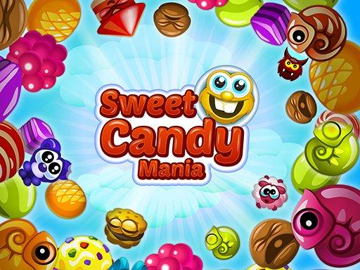 Jogo Sweet Candy Mania