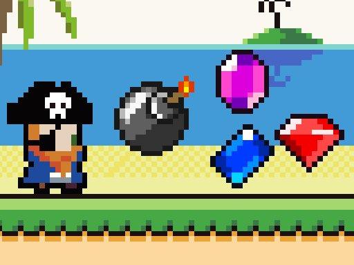 Jogo Bombardeiro Pirata – Caçador De Joias