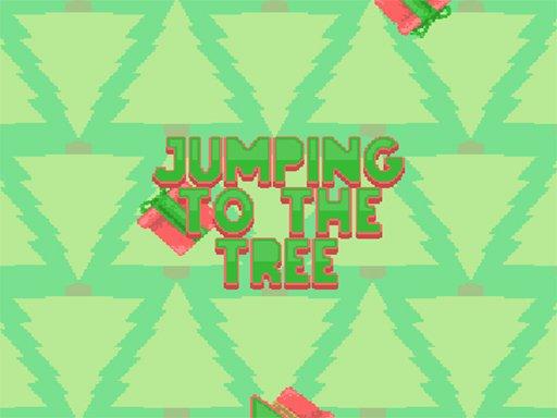 Jogo Saltar Para A Árvore