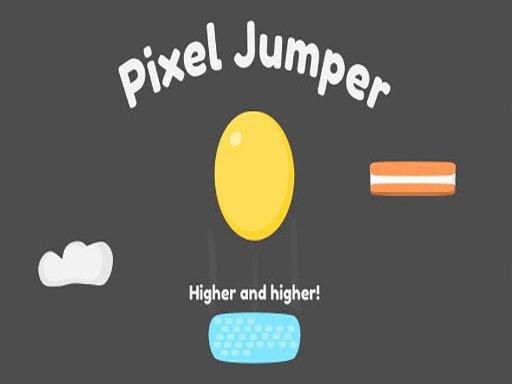 Jogo Pixel Jumper