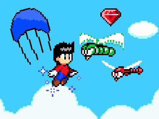 Jogo Super Flight Hero