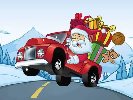 Jogo Christmas Vehicles Hidden Keys