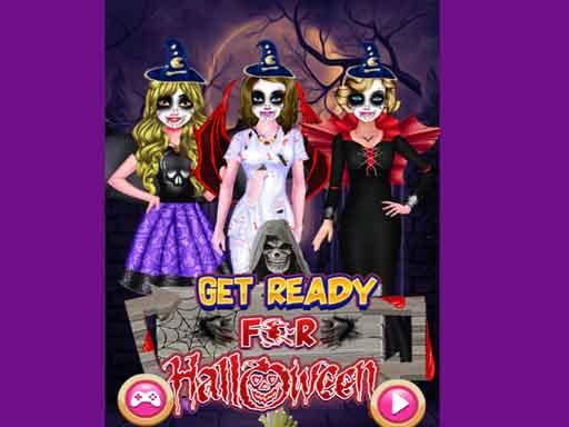 Jogo Prepare-se para o Halloween