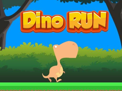 Jogo Dino correr