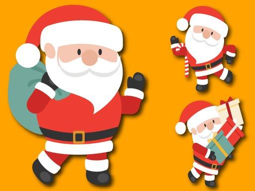Jogo Salto do Papai Noel