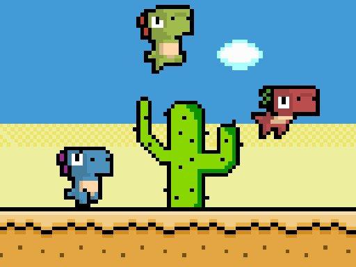 Jogo Pixel Dino Run