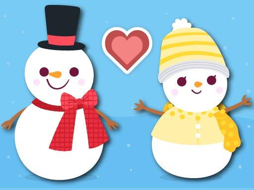 Jogo Love Snowballs Xmas